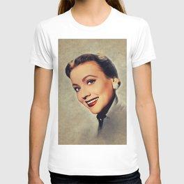 Anne Jeffreys, Vintage Actress T-shirt