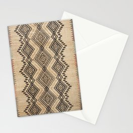 N105 - Traditional Bohemian Oriental African Moroccan Style Design. Stationery Cards