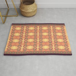 Ebola Tapestry-2 by Alhan Irwin Rug