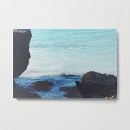 Oceanic Vibes Metal Print