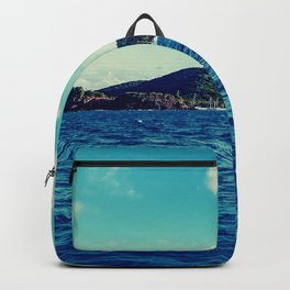 Live in the moment  Backpack