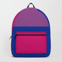 Bisexual Pride Flag LGBTQ Bi Pride Backpack
