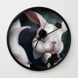 Alice? Wall Clock