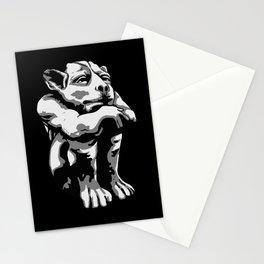 Chill-in Gargoyle Stationery Cards