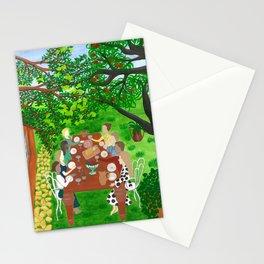 Pane e Vino Stationery Cards