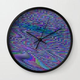 zdhF Wall Clock