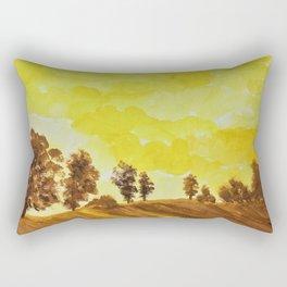 Warmest of Autumns Rectangular Pillow