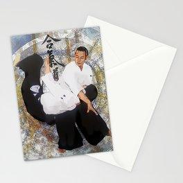 Aikido, Tenchi Nage Stationery Cards