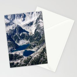 Mountain Lakes3 Stationery Cards