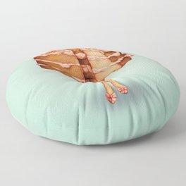 Cake Girl - Angel Food Floor Pillow