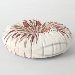 mononoke mask Floor Pillow