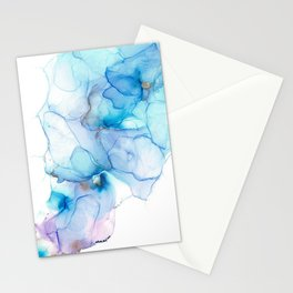 Mermaid Trail Stationery Cards