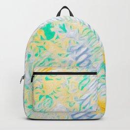 the golden lion maze Backpack