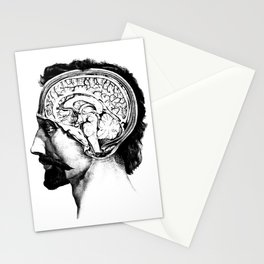 Head of David Stationery Cards