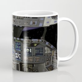 Space Shuttle NASA Coffee Mug