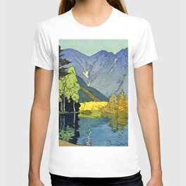 Yoshida Hiroshi - Japan Alps 12title, Hotaka Mountain - Digital Remastered Edition T-shirt