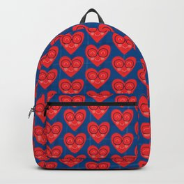 Handsome Heart Backpack