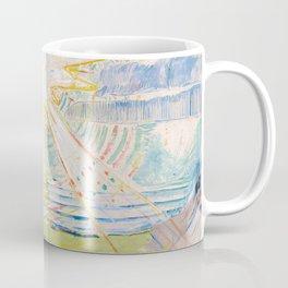 "Edvard Munch ""The Sun"", 1910–11 Coffee Mug"