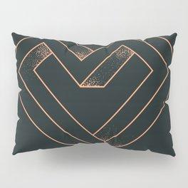 le coeur impossible (nº 6) Pillow Sham