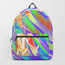 Light Dance Carnival Ribs edit 2 Backpack