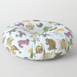 Kaiju Babies Floor Pillow