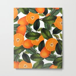 The Forbidden Orange #society6 #decor #buyart Metal Print