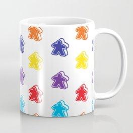 Marching Meeples Coffee Mug