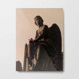 Necropolis Angel Metal Print