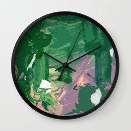 D.G.N. No. 2 Wall Clock