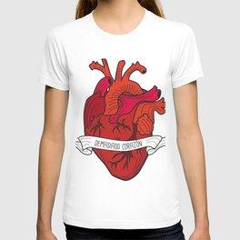02 - TATTOO DEMASIADO CORAZÓN T-shirt