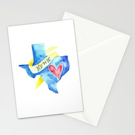 Texas: Home Stationery Cards
