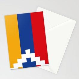 The Republic of Artsakh flag Mug Stationery Cards