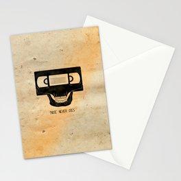 Indie Never Dies Stationery Cards