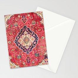 Tabriz Antique Persian Rug Print Stationery Cards