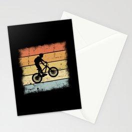 Mountain Bike Retro Stationery Cards