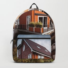 houses in Groningen Backpack
