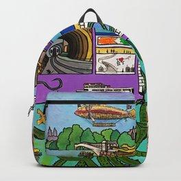New York City Underground Backpack