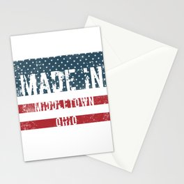 Made in Middletown, Ohio Stationery Cards