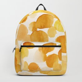 Yellow is my happy color Backpack