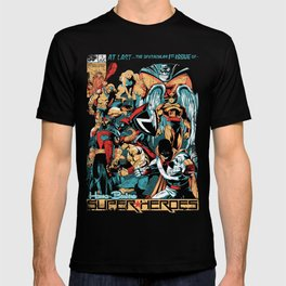 HANNA-BARBERA SUPER HEROES T-shirt