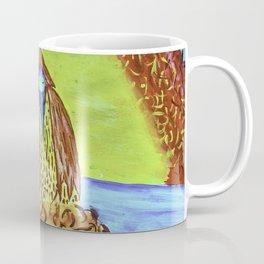 Rising dust cloud Coffee Mug