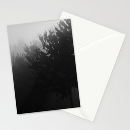 Trees in the Mist (1) Stationery Cards