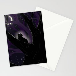 Mischief at Midnight Stationery Cards