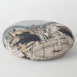 liverbird Floor Pillow