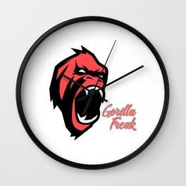 Gorilla Frak Classic Wall Clock