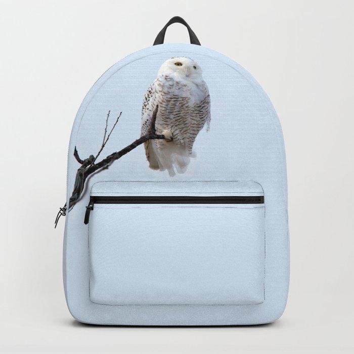 Lofty Vision (Snowy Owl) Backpack
