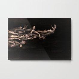 Bound Metal Print