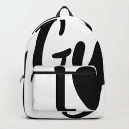 I Love Gym Backpack