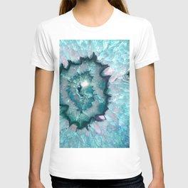 Teal Agate T-shirt