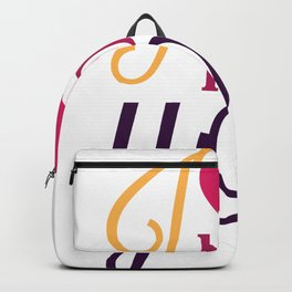 I Love You Valentines Day Valentine Backpack